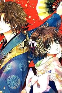 Ayahatori Shoukanjou – Truyện tranh