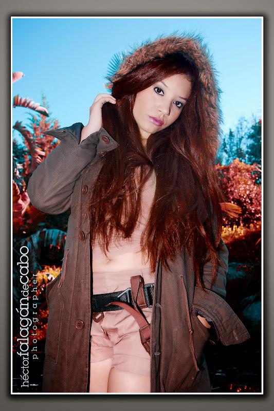 Linette Marzo Calderón - Modelo. Fotografías por Héctor Falagán De Cabo | hfilms & photography. Palma de Mallorca