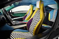 BMW i8 MemphisStyle (2017) Interior