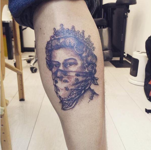 50+ Best Queen Tattoos For Women (2019) Crown, Spades
