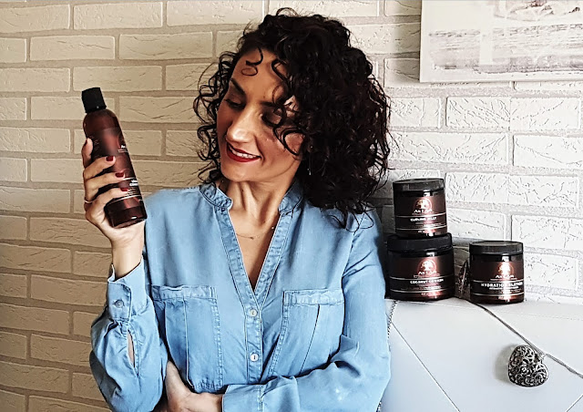 Rutina Completa con Productos As I Am (Método Curly)