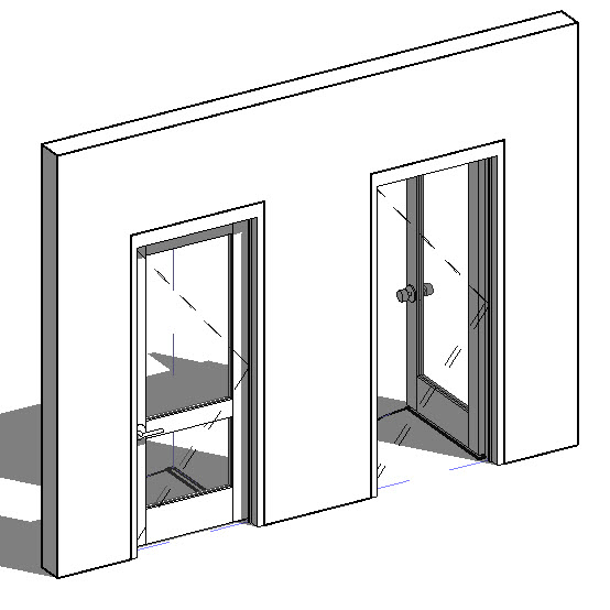 Revit OpEd: A Door's Life At Central States Revit Workshop