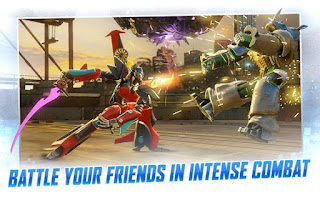 Transformers Forged to Fight Mod v1.0.1 Apk+OBB Terbaru