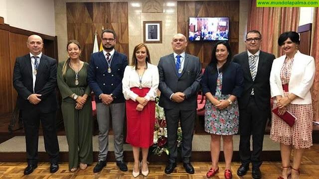CC La Palma pide a Mariano Zapata y Anselmo Pestana que se pongan a trabajar después de haber desperdiciado 100 días de gobierno