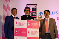 Amitabh Bachchan Launches Worlds 1st Mobile App Abc Of  Health 019.JPG