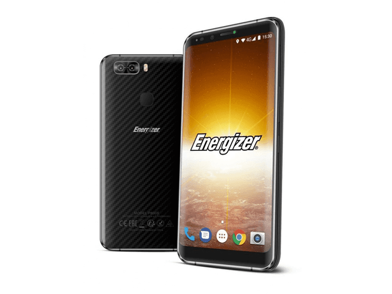 Energizer now has their own 18:9 phone, Power Max P600s!