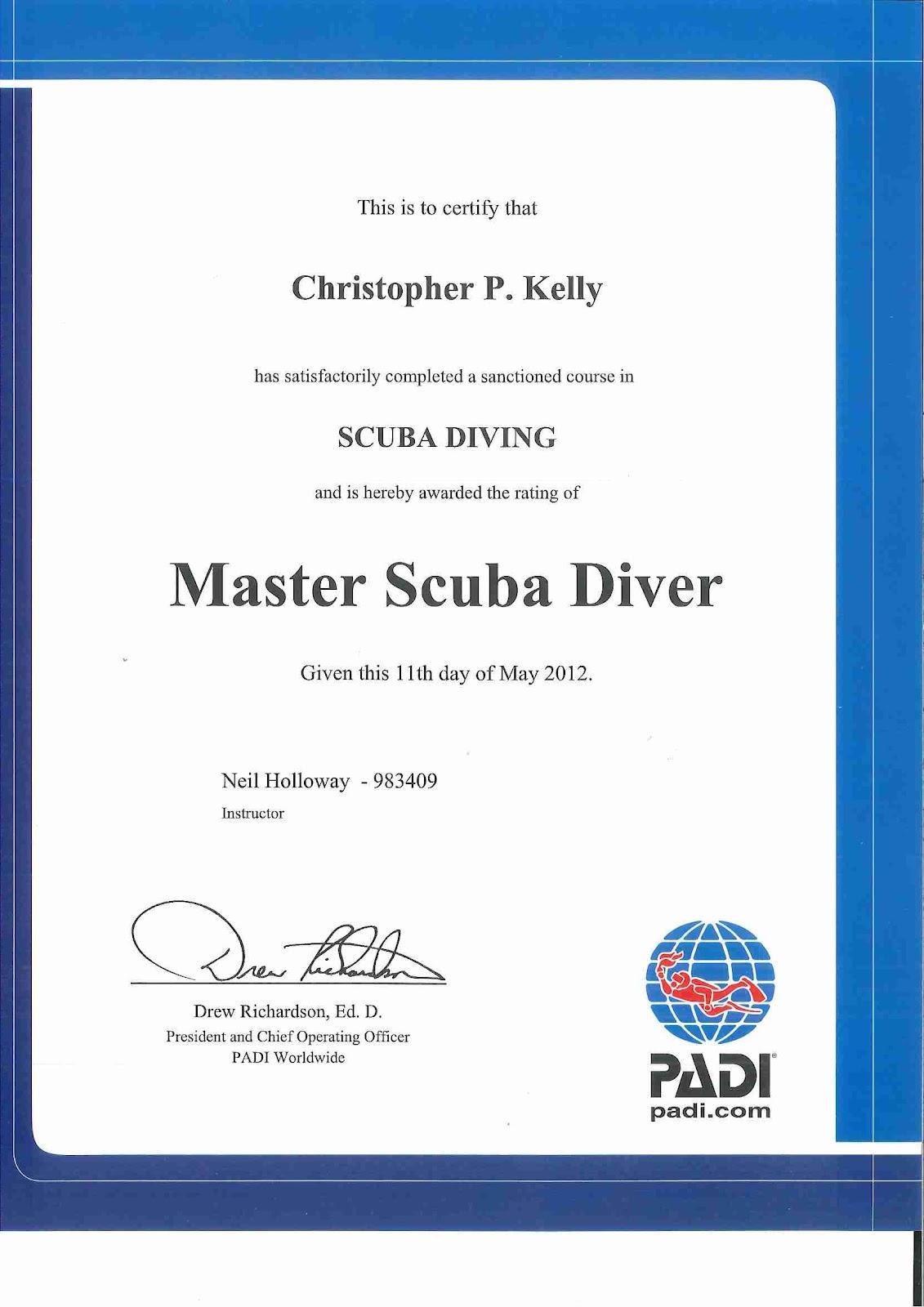 rescue diver scuba certification master diving job divers tenerife amarilla chris tanya joined john