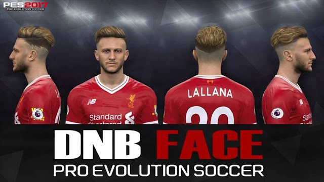 Adam Lallana Face PES 2017