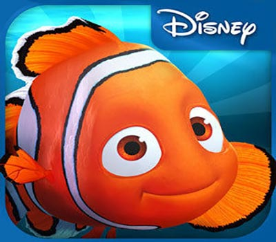 لعبة السمكة نيمو Nemo's Reef للموبايل والتابلت مجانا