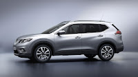 Nissan X-Trail side