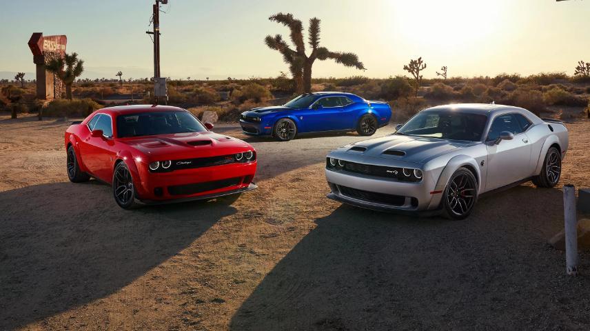 2019 Dodge Challenger Hellcat Widebody