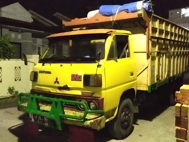 Sewa Truk Medan ke Aceh