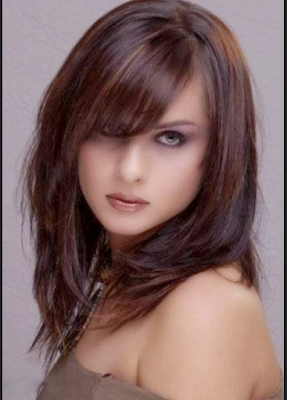 Model Rambut Segi Panjang Untuk Wajah Oval