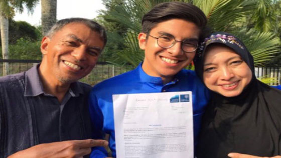 Keputusan Syed Saddiq Menolak Tawaran Oxford Dipersoal Netizen