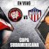 Atlético Paranaense vs. Junior EN VIVO | ONLINE Final Copa Sudamericana 2018