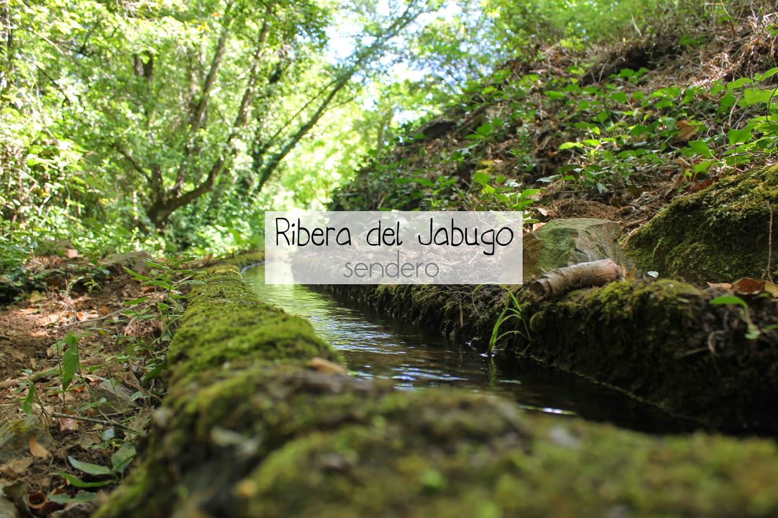 Título post Sendero Ribera del Jabugo