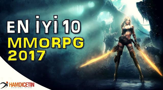 2017 Yılında Çıkacak En İyi 10 MMORPG