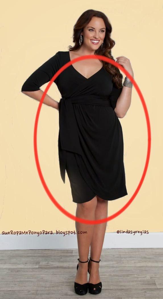 8e9b4a65c QUE ROPA ME PONGO PARA - COMO VESTIRSE • Para las MUJERES CON CUERPO MUY  DELGADO lo recomendado es ponerse vestidos ceñidos a tu ...