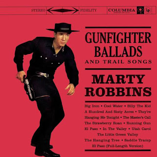 Marty Robbins - El Paso on Gunfighter Ballads & Trail Songs (1960)