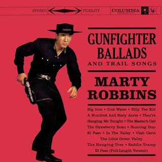 Marty Robbins - El Paso on Gunfighter Ballads & Trail Songs (1960)