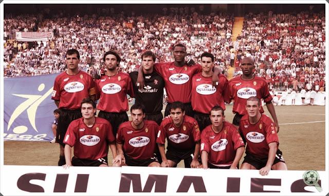 Mallorca Copa del Rey 2002-03