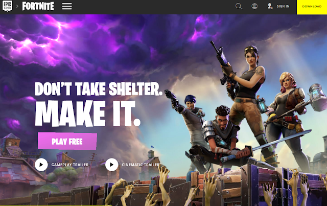 Cara Memainkan Fortnite Android di PC Untuk Windows dan Mac