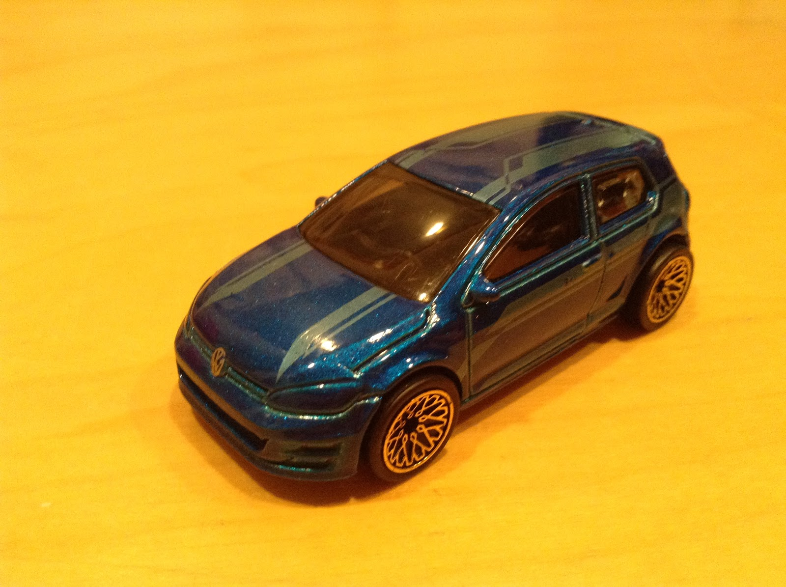 Julian S Hot Wheels Blog Volkswagen Golf Mk7 2016 Car Culture