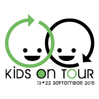 kids on tour button