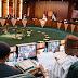 President Buhari Chairs Federal Executive Meeting (Photos)