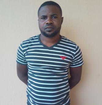 Fake Instagram Shop Operator arrested In Ibadan: Photos