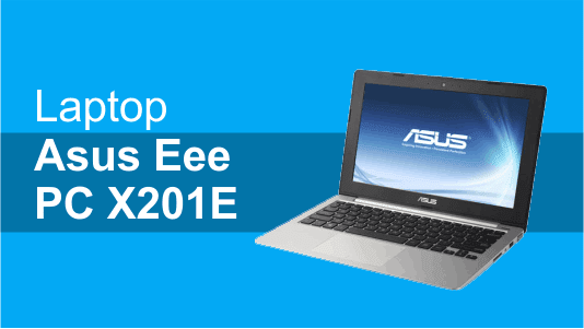 Laptop asus Eee PC 201E