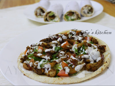 perfect tasty shawarma recipe homemade
