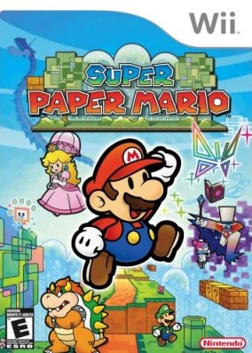 supermariowii - Dwnload Super Paper Mario [English] WII