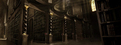 La biblioteca (Momento 1)