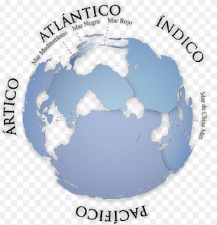 Nama Samudra di Dunia dan Luasnya: Atlantik, Arktik dan Selatan