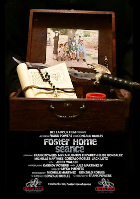 Foster Home Seance Poster