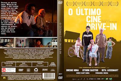 Filme O Último Cine Drive-in DVD Capa