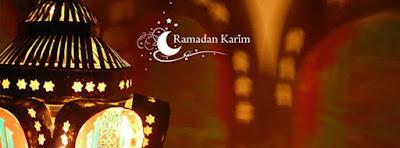 Couverture  pour journal facebook Ramadan