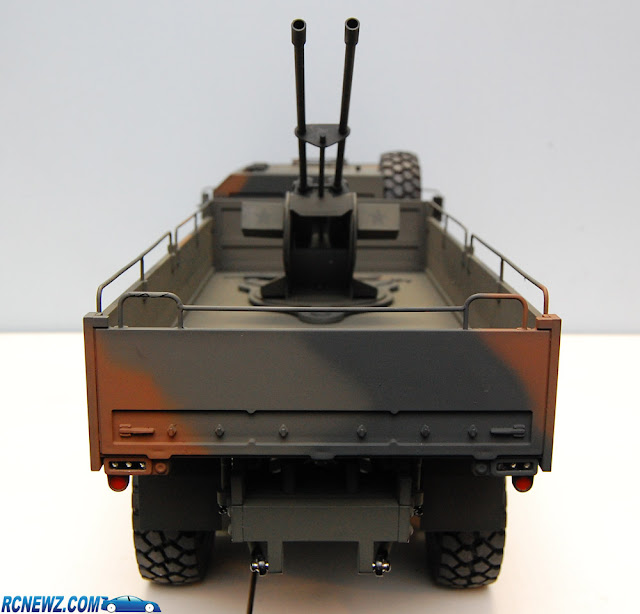 RC4WD Beast 2 6x6 camouflage