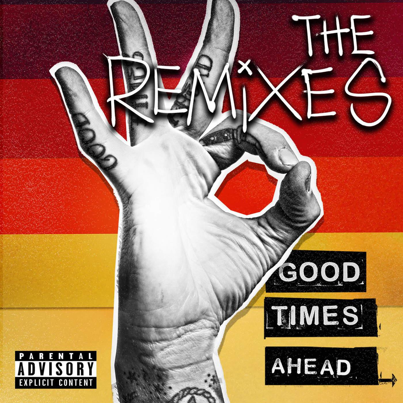 GTA - Good Times Ahead: The Remixes Cover