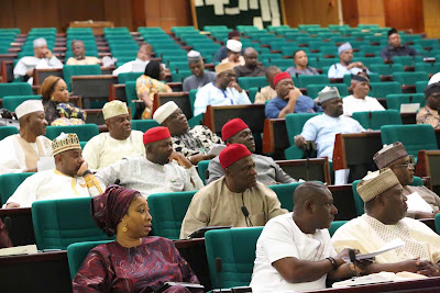 Drama as APC lawmakers protest mentioning of R-APC on House floor