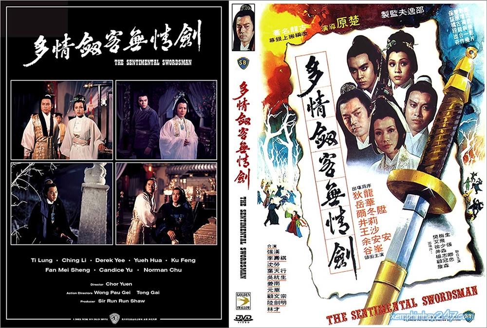 http://xemphimhay247.com - Xem phim hay 247 - Tiểu Lý Phi Đao - Đa Tình Kiếm Khách, Vô Tình Kiếm (1977) - The Sentimental Swordsman (1977)
