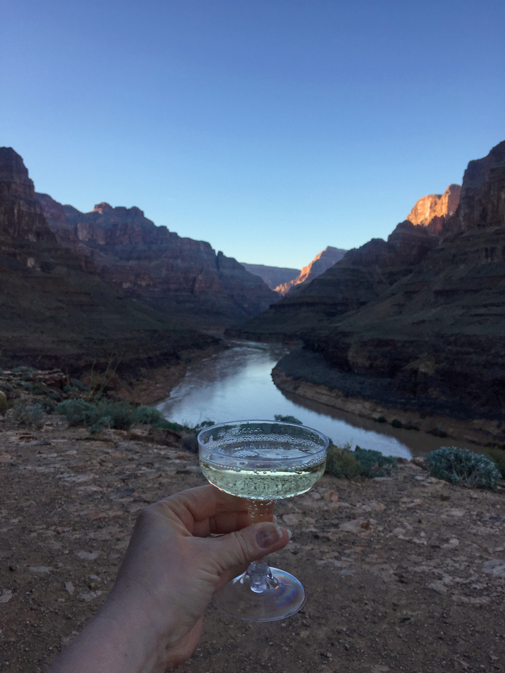 Helikopterilla Grand Canyoniin 2