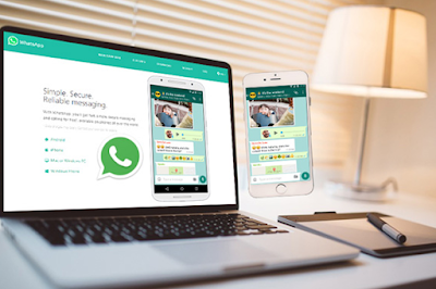 Cara Menggunakan dan Install Whatsapp Di PC