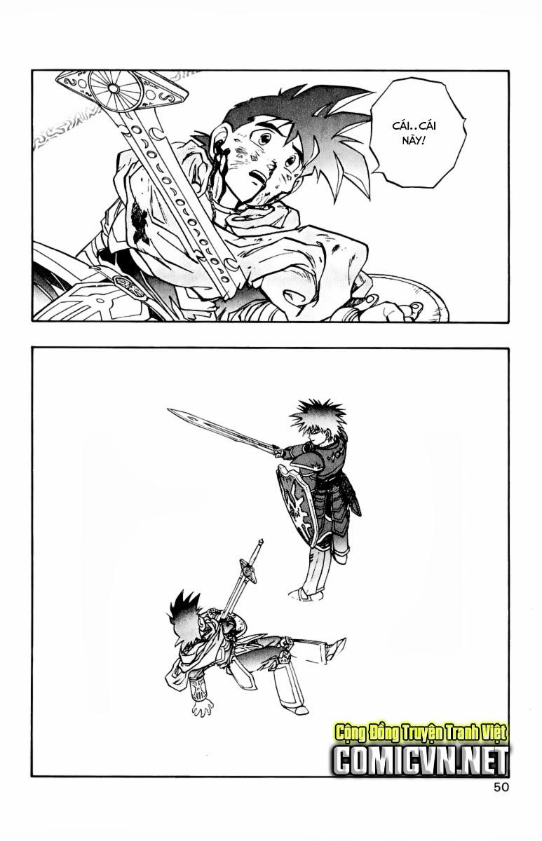 Dragon Quest: Emblem of Roto chap 34 trang 44