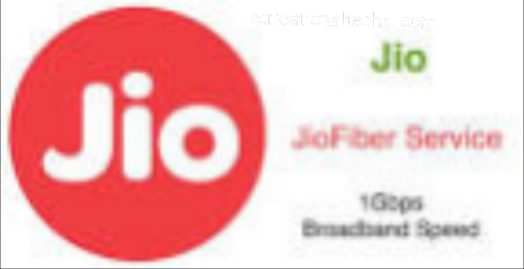 Jio Gigafibre Broadband Services