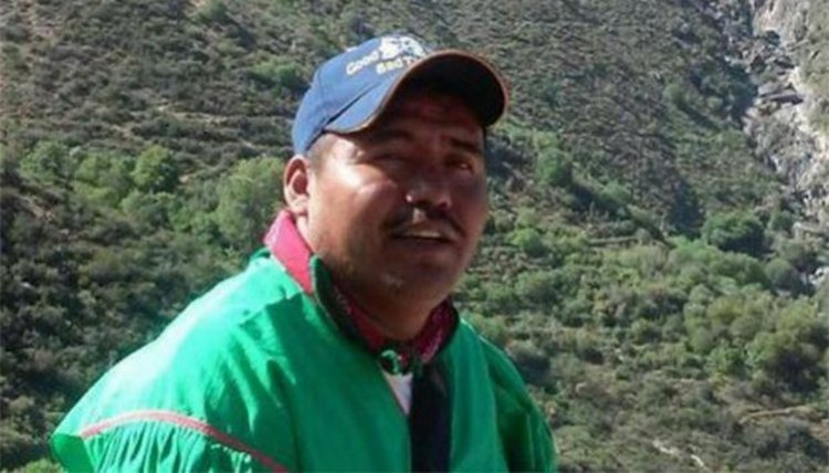 CJNG ejecutan a líder huichol en Jalisco