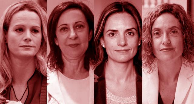 La gestora del PSOE (Susanato) castiga a Meritxell Batet, Susana Sumelzo y Zaida Cantera