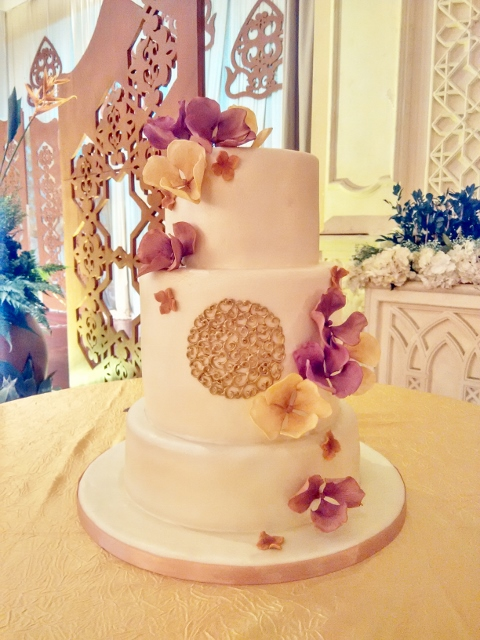 Of Wedding Cakes, Sweets and more...in Ipoh, Malaysia