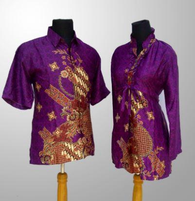 25 Contoh Model Baju Batik Anak Muda Desain Terbaru 2017